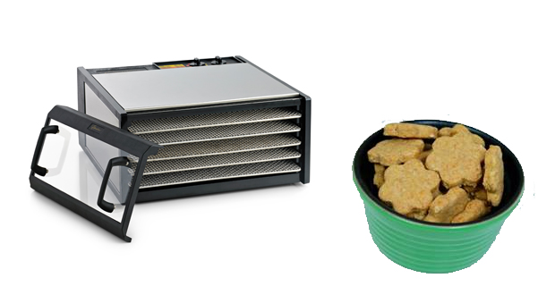 Food Dehydrator Dog Treats