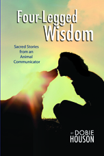HOUSON_FourLeggedWisdom_BookCover