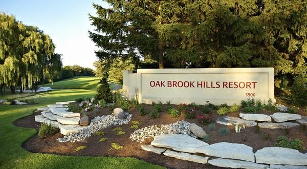Oak Brook Hills Resort